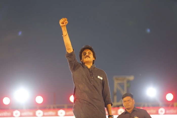 Pawan Kalyan on his political journey: I did not enter politics to grab political opportunity but to serve soc