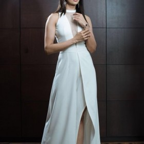 Photos: A lovely Rakul Preet attends the launch of her app