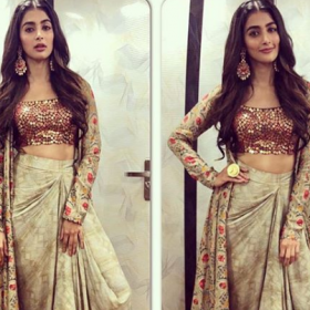 Pooja Hegde looks ravishing in her latest pics