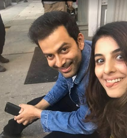 These photos of Ranam co-stars Prithviraj and Isha Talwar are too good to be missed