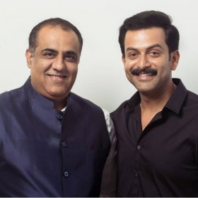 Prithviraj Sukumaran joins hands with Sony Pictures for his maiden production in Malayalam