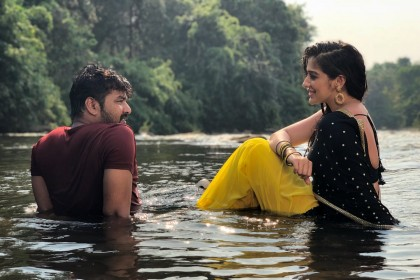 Raai Laxmi and Jai make a lovely pair in this new still from Neeya 2