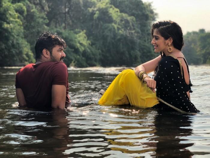 Raai Laxmi and Jai make a lovely pair in this new still from Neeya 2