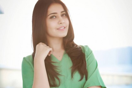 Raashi Khanna to star opposite Vishal in the Tamil remake of Temper