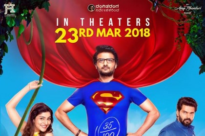Anup and Nirup Bhandari's Rajaratha has biggest ever release in the US with more than 750 screens