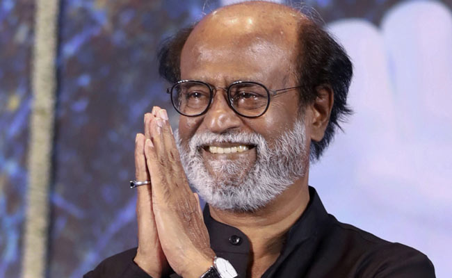 Rajinikanth makes his Instagram debut