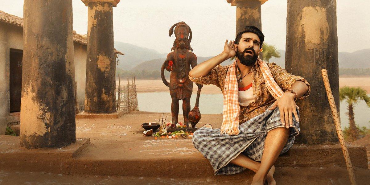 rangasthalam movie review sukumar ram charan hit this