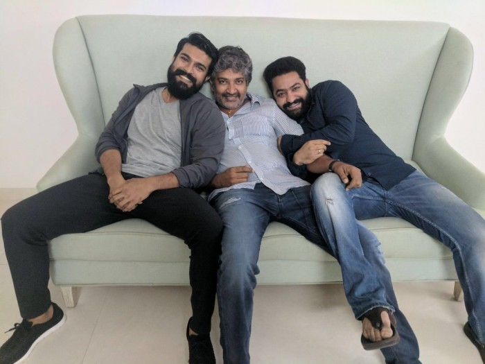 SS Rajamouli's film with Ram Charan and Jr NTR to go on the floors this October