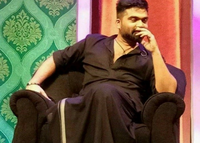Simbu pays tribute to Rajinikanth, channels his inner Kaala