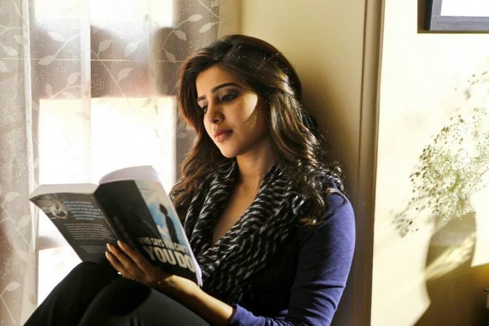 Samantha Akkineni looks graceful in these stills from Irumbu Thirai