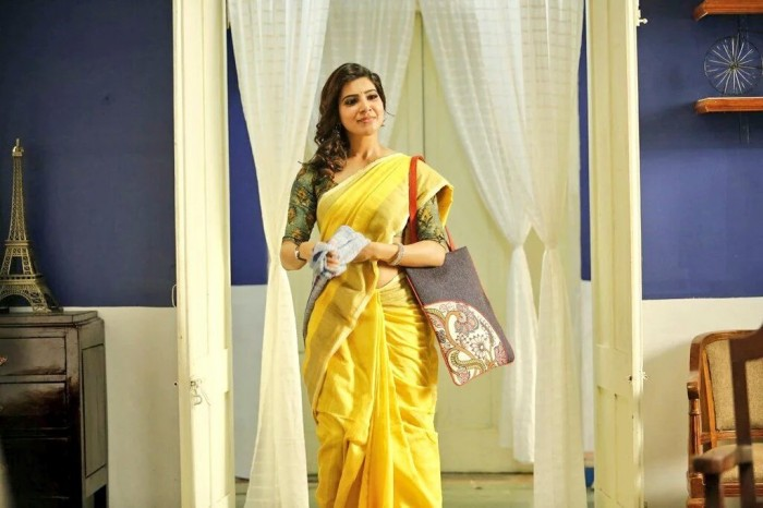 Samantha Akkineni looks graceful is these stills from Irumbu Thirai