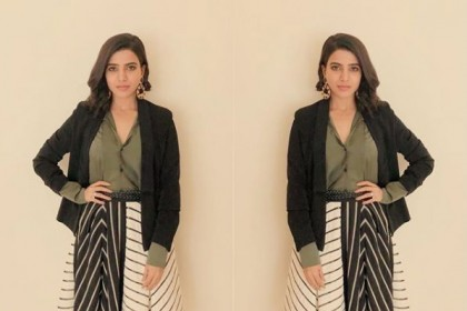 Samantha is elegance personified in these recent photos