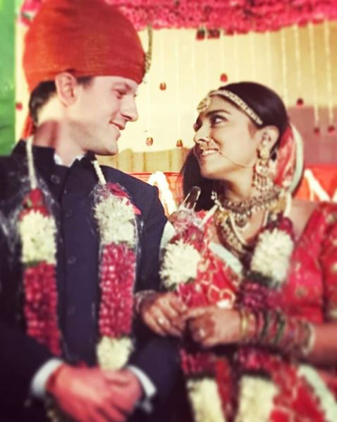 Photos: Pictures from the wedding out Shriya Saran and Andrei Koscheev are out now