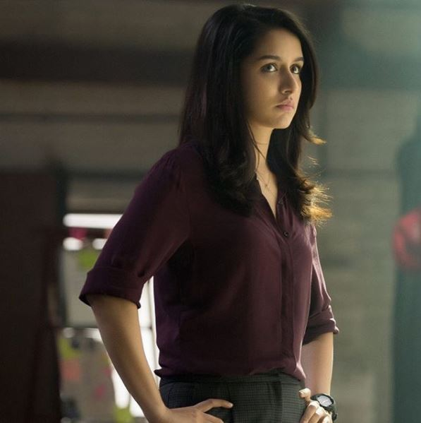 See Pic: Shraddha Kapoor's look from Prabhas starrer Saaho gets revealed