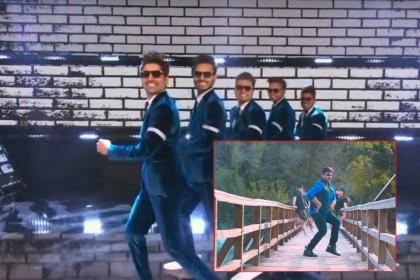 Watch: This dance performance on Sundari from Chiranjeevi's Khaidi No 150 on Steve Harvey show is a winner