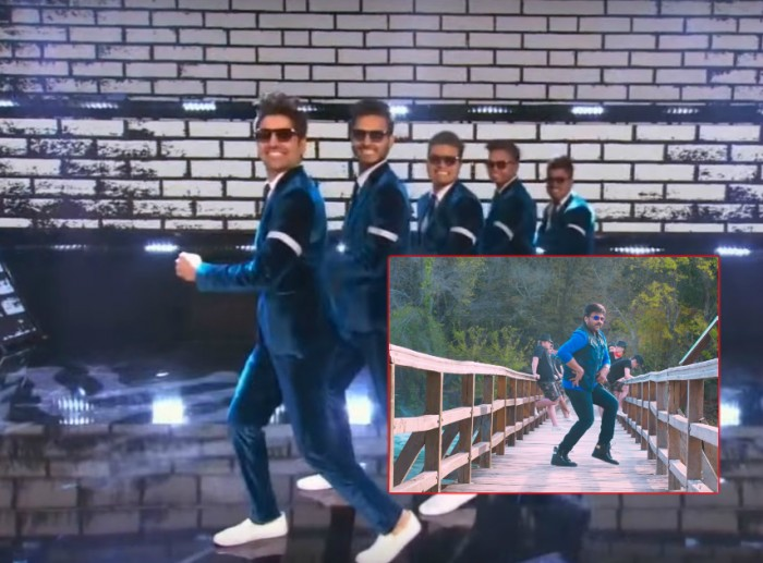 Watch: This dance performance on Sundari from Chiranjeevi's Khaidi No 150 on Steve Harvey show is a winner