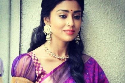Shriya Saran reacts to rumours of her marrying her Russian beau
