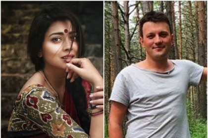 Shriya Saran gets hitched with beau Andrei Koscheev in a private ceremony in Mumbai