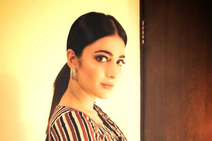Shruti Haasan is elegance personified in these photos