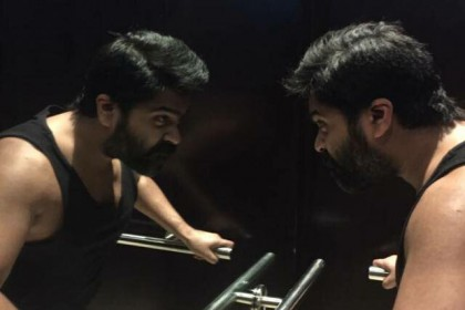 Simbu's intensity is hard to miss in this latest photo