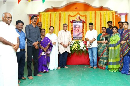 Photos: South Indian Artistes Association remember Sridevi at a prayer meet