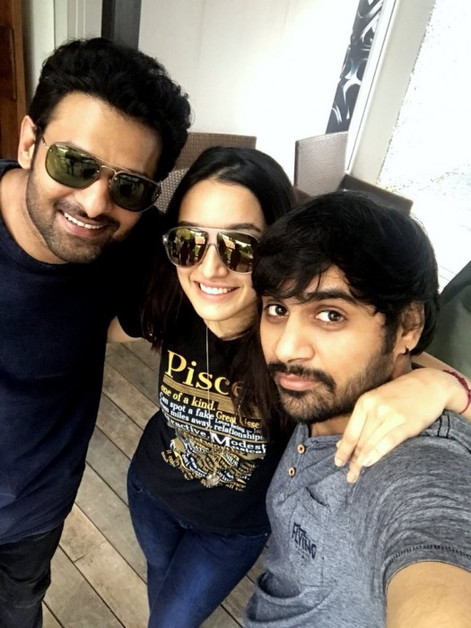 Saaho director Sujeeth quashes rumours about differences between him and Prabhas