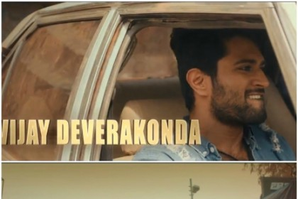 Vijay Deverakonda shifts to first gear with Taxiwala; Teaser to be out soon