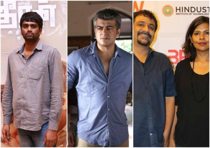 Will it be H Vinoth or Pushkar-Gayatri for Ajith's next after Viswasam? Read to know more