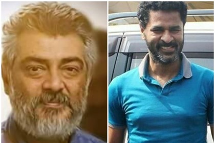 Ajith to star in Prabhudeva's next?
