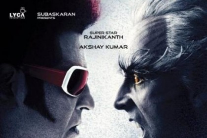 The teaser of Rajinikanth's 2.0 leaked online