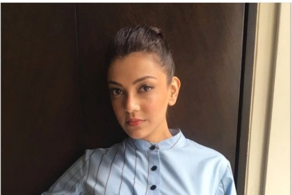 These photos of MLA star Kajal Aggarwal prove that she is one stunning beauty