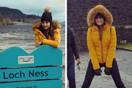 Photos: Trisha chills like a boss in these photos from her Scotland trip