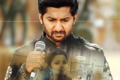 Urime Manase from Nani's Krishnarjuna Yuddham is a perfect banger from Hiphop Tamizha