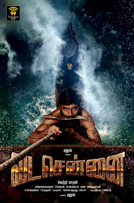 First look of Dhanush starrer Vada Chennai is out now