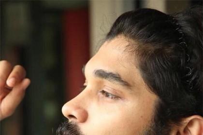 Varma First Look: Vikram's son Dhruv oozes machismo in the Arjun Reddy remake