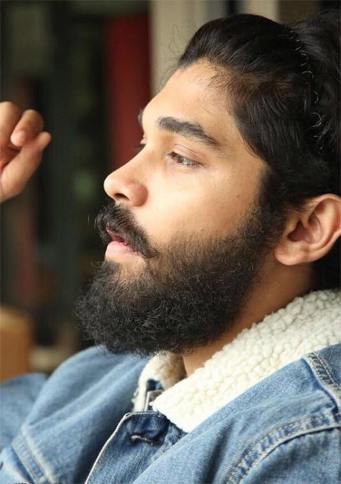 Varma First Look: Vikram's son Dhruv oozes machismo in the Arjun Reddy remake