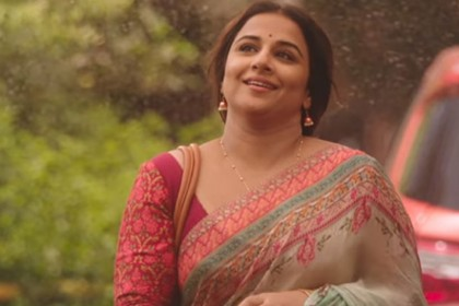 Vidya Balan to play NTR's wife in former Andhra CM's biopic