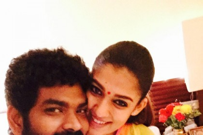 Vignesh Shivn confirms that he is in a relationship with Nayanthara