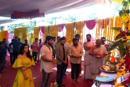 Vijay Deverakonda-Mehreen's Tamil film goes on the floors