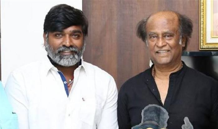 Is Vijay Sethupathi playing the antagonist in Rajinikanth's film with Karthik Subbaraj?