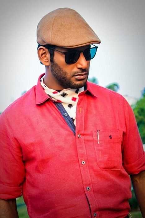 Vishal lashes out at BJP leader for his remark about the Periyar statue