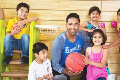 Actor Vishnu Manchu offers to adopt a Basket Ball Team in Andhra Pradesh