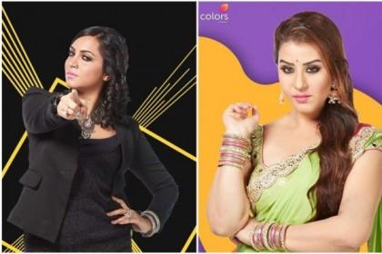 अर्शी खान और शिल्पा शिंदे में हो गयी है दोस्ती?