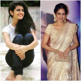 VIDEO: Priya Prakash Varrier pays a musical tribute to Sridevi, sings Kabhi Alvida Na Kehna