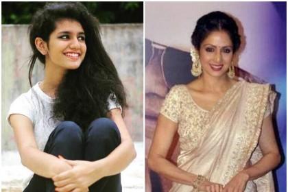 VIDEO: Priya Prakash Varrier pays a musical tribute to Sridevi, sings Kabhi Alvida Na Kehna