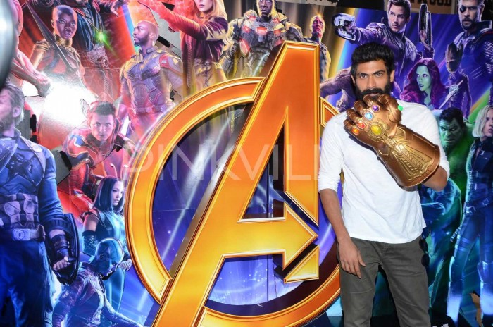 EXCLUSIVE! Rana Daggubati - I was bowled over by the opportunity to be part of Avengers: Infinity War