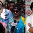 Madhavi Latha arrested over her protest against Sri Reddy for abusing Pawan Kalyan