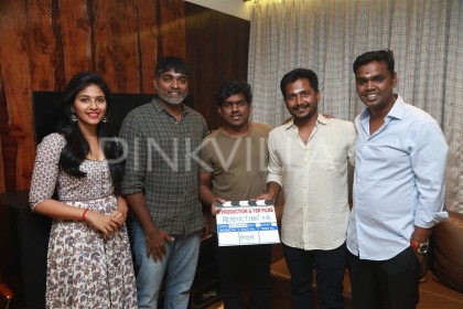 Vijay Sethupathi and Anjali in Arun Kumar's next, see photos!