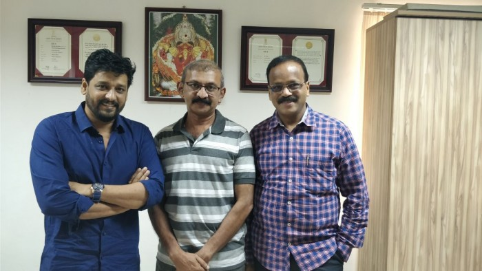 Actor Vitharth signed on to play in important role in Tamil remake of Tumhari Sulu starring Jyothika
