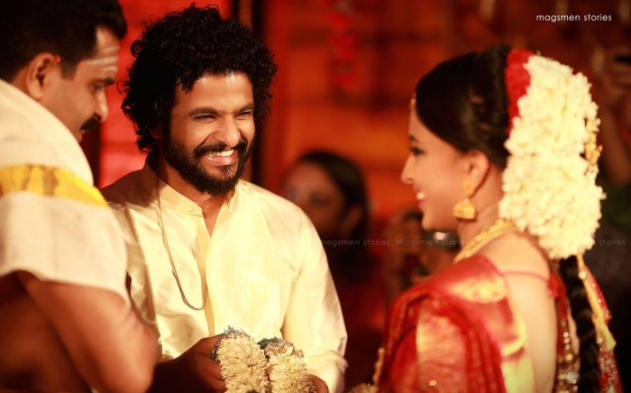 Photos: Wedding of Malayalam actor Neeraj Madhav and Deepthi is nothing short of a fairy tale